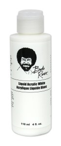 Liquid Acrylic White 118ml