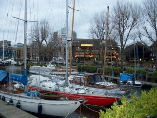 St Kathrine's Dock