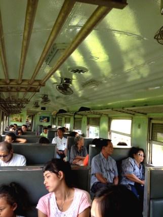 3rd class carridge