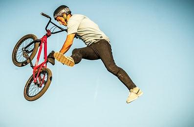 BMX-Biking