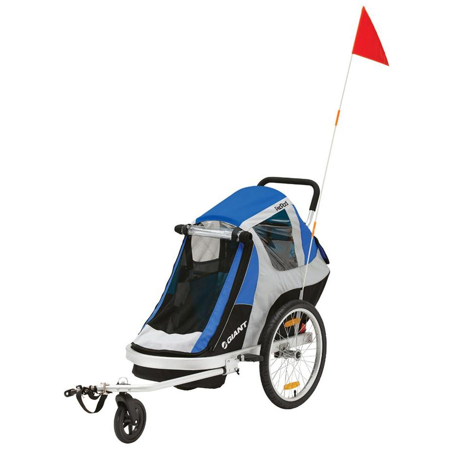 PeaPod Solo Child Trailer » Bob's Bicycles