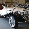 Mercedes benz ssk roadster replica prices used gazelle mercedes ben