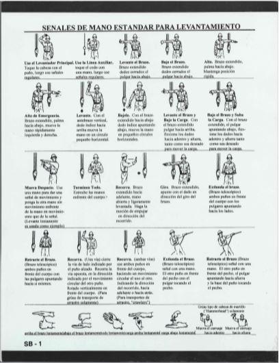 Spanish - Bob's Rigging & Crane Handbook