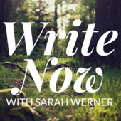 Write Now Artwork