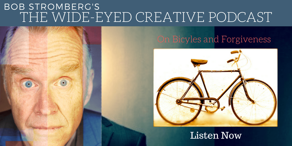 """WEC Episode 22 """"Life on the Carousel"""" Slide 881 (On Bicycles and Forgiveness)"""