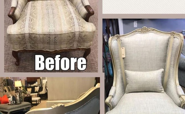 Furniture Upholstery Services Give New Life To Your Old