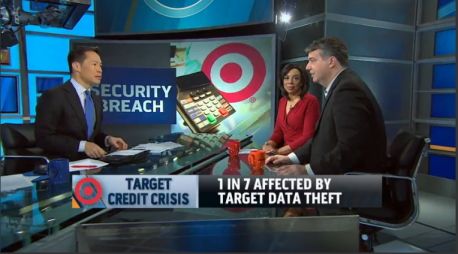 Talking Target hack with CNBC's Sharron Epperson and NBC's Richard Lui.