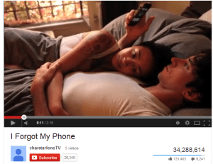 The 'I Forgot My Phone' video is a colossal sensation, for good reason.
