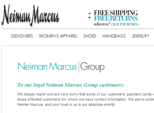 Neiman Marcus says 1 1 million credit cards hacked