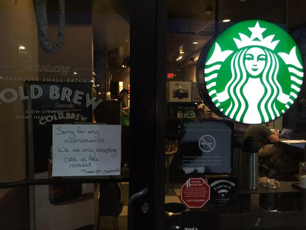 Sign on New Jersey Starbucks/ courtest Anthony Quintano / Click for original