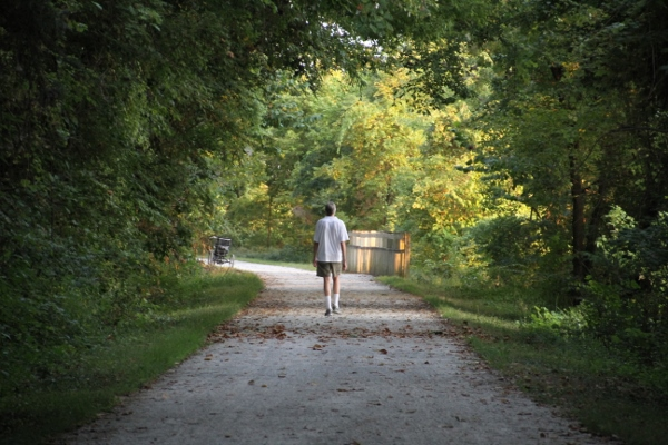 The Katy Trail