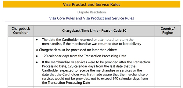 If you have a credit card, and you don't know 'Reason Code