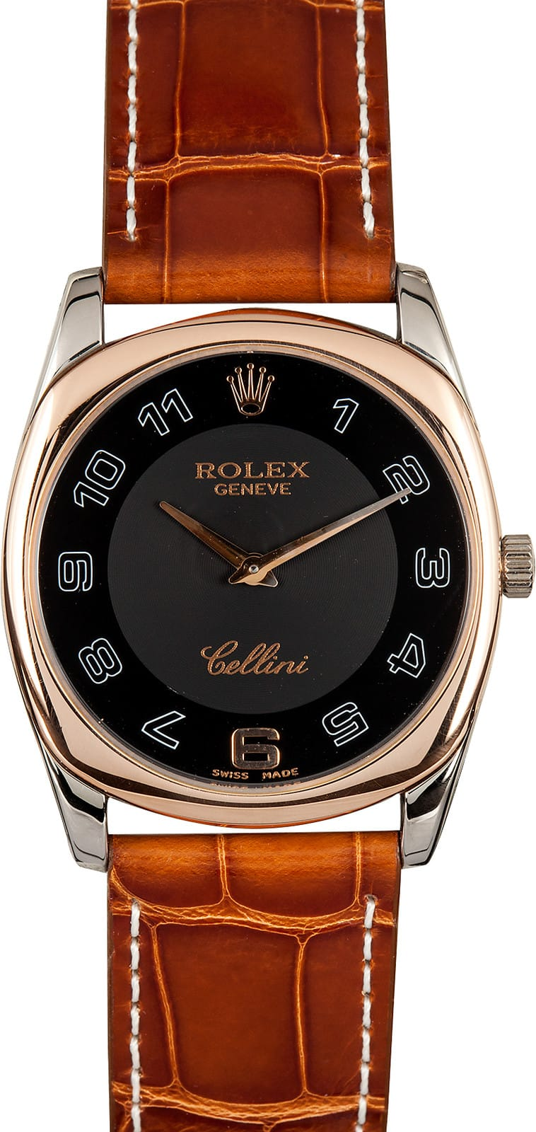 Rolex Daneos Cellini 4233  Buy It At Bob's Watches And