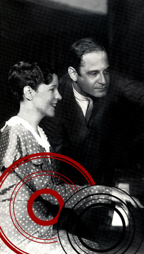 Kay Swift and Paul James