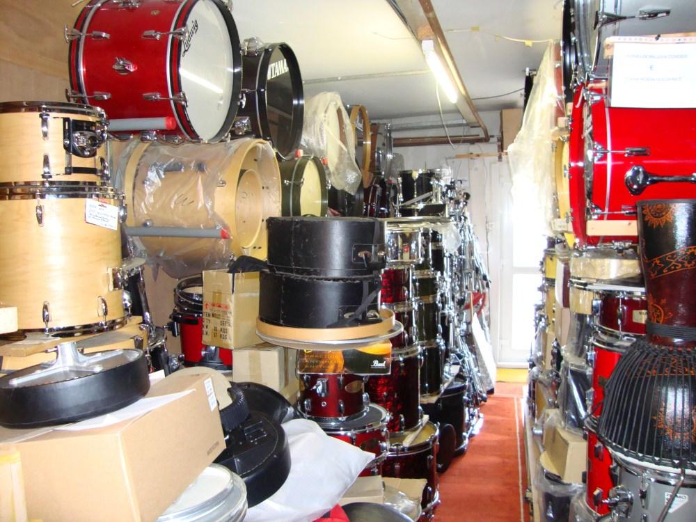 Drummer's Hoek: Piet Klaassen Drumservice (3/3)