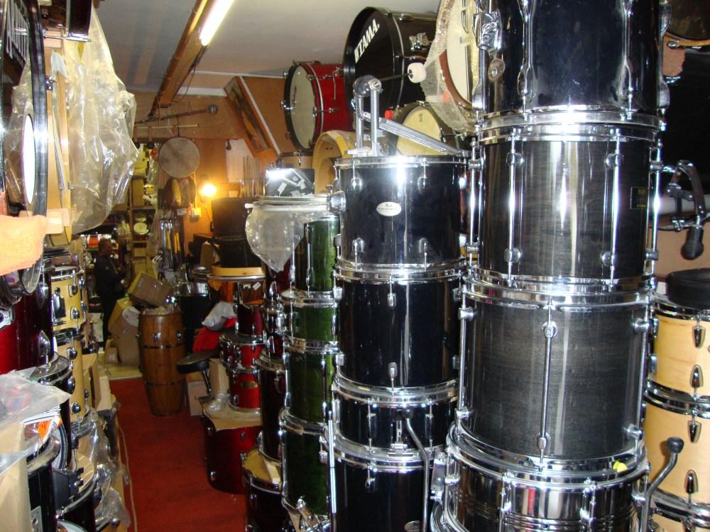 Drummer's Hoek: Piet Klaassen Drumservice (2/3)
