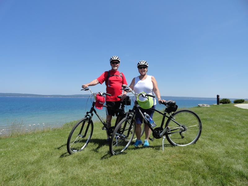Harbor Springs Bike Ride