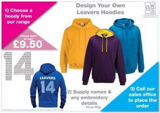 Personalise your clothing