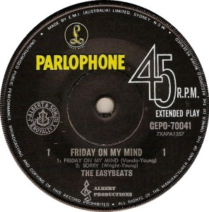 the-easybeats-friday-on-my-mind-1967-68