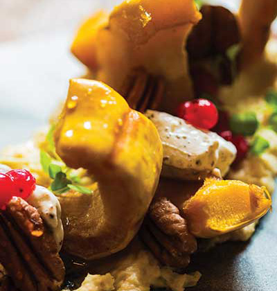 Boca Bistro | Spanish Tapas Restaurant | Squash