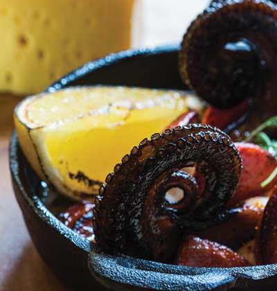 Boca Bistro | Spanish Tapas Restaurant | Seafood Paella