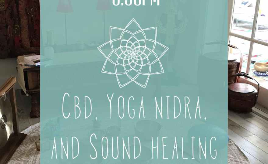 Gentle Yoga and CBD Education