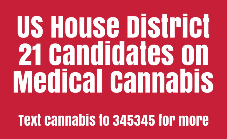US FL-21: 2020 Candidates on Medical Marijuana