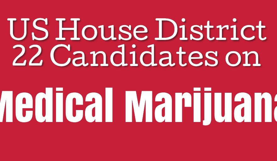 US FL-22: 2020 Candidates on Medical Marijuana