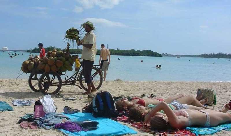 Sicurezza a Boca Chica Repubblica Dominicana