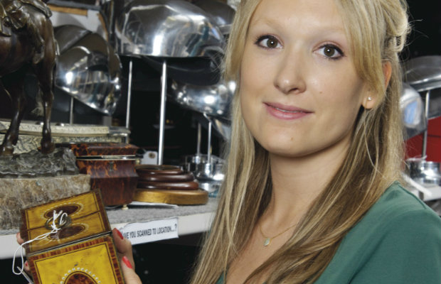 Christies Auction  Exclusive Interview With Kate Summers