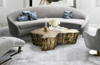 20 Modern Coffee Tables for Contemporary Living Room