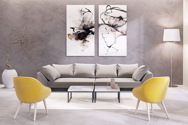contemporary living room art flooring ideas tile design inspirations artwork for your modern 2