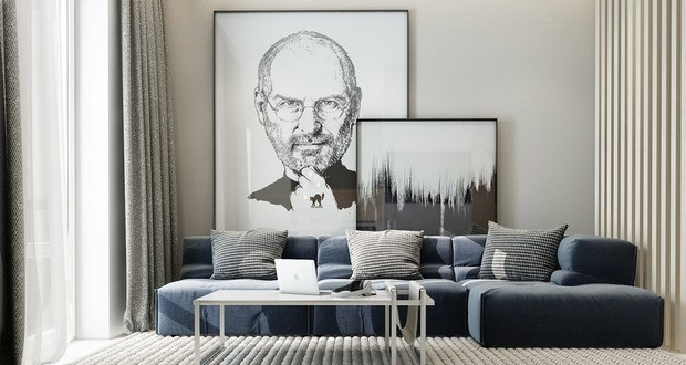 contemporary living room art painting ideas pictures design inspirations artwork for your modern 37