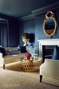 Navy Blue Bedroom Decoration Ideas  Bedroom Ideas