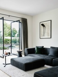 Modern Living Rooms with Elegant and Clean Lines