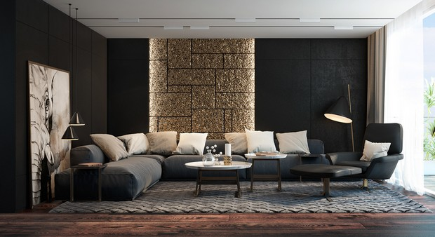 modern living room setup design a online for free rooms with elegant and clean lines 6