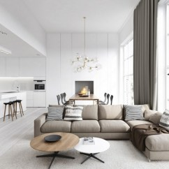 Living Room Themes Modern Stores Rooms With Elegant And Clean Lines 9