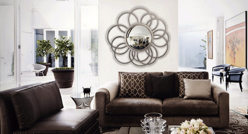 wall mirror living room rooms painted grey and white 20 exquisite designs for your 7 ideas by