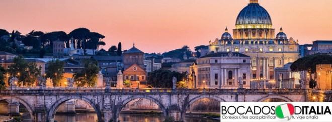 consejos para organizar tu viaje a italia