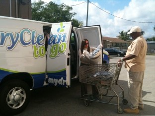 Dry clean to go Boca raton