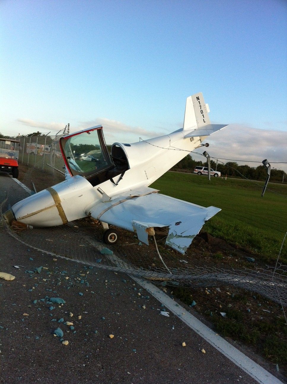 Boca Raton Airport Plane Crash
