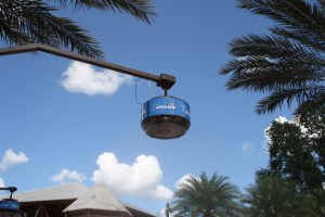 Mister Mister. Legoland Florida features well-placed water misters throughout the park, to keep kids (and parents) cool.
