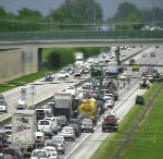 turnpike accident