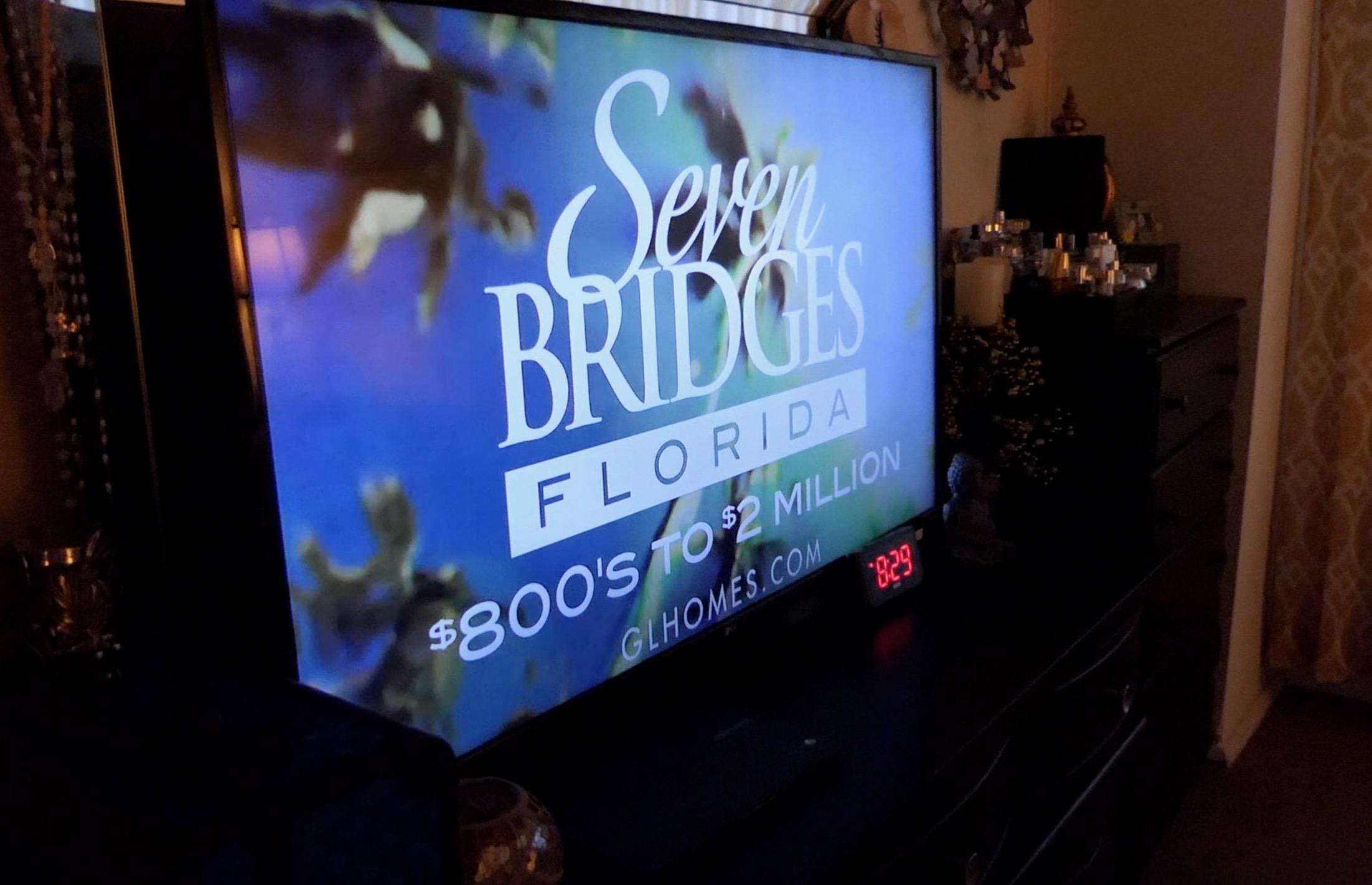Seven Bridges tv ad