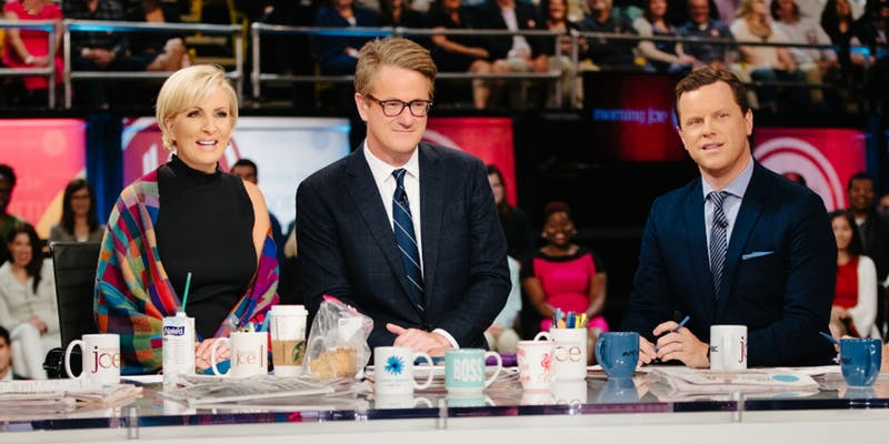 Morning Joe To Broadcast From Rocco's Tacos in Boca ...