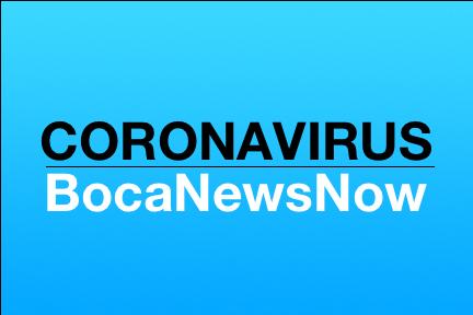 coronavirus palm beach county Boca Raton