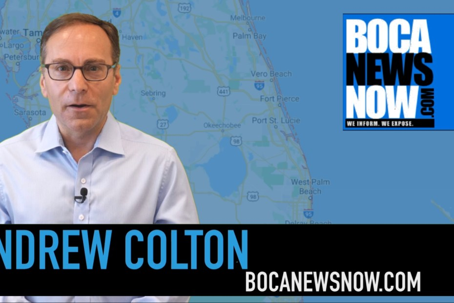 Andrew Colton TV News