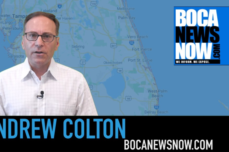 Andrew Colton News