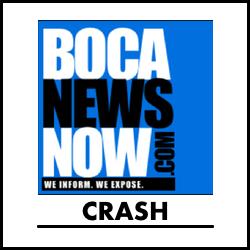 Crash reporting from BocaNewsNow.com