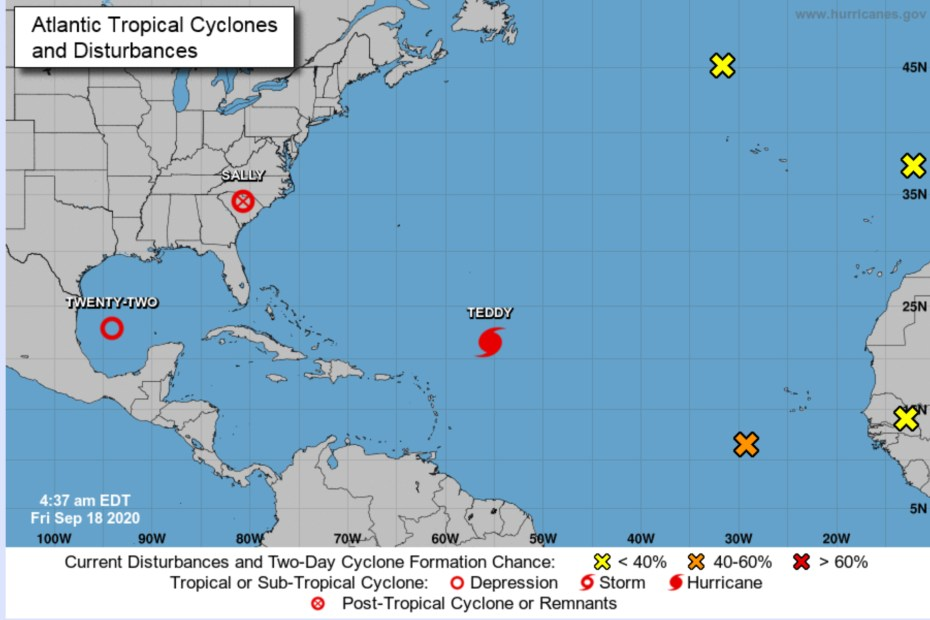 hurricane center